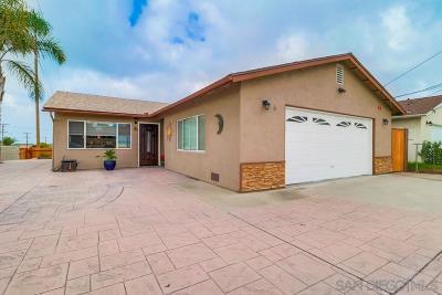 Single Family Home For Sale: 6 N Harbison