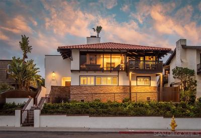 La Jolla Shores Single Family Home Sold: 8561 El Paseo Grande