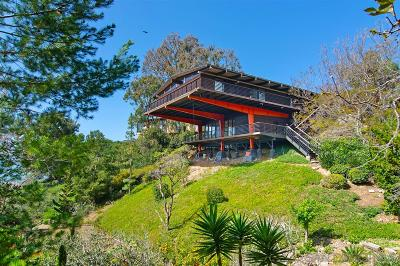 Single Family Home For Sale: 807 La Jolla Rancho Road