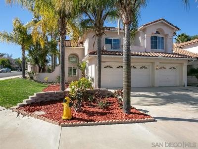 Riverside County Single Family Home For Sale: 32107 Via Benabarre