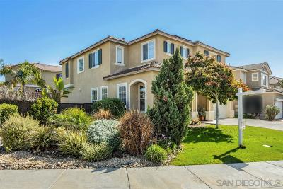Chula Vista Single Family Home For Sale: 2152 Plaza Kadie