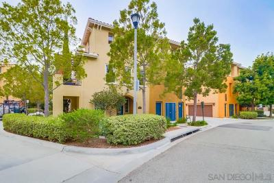 Chula Vista Townhouse For Sale: 2224 Huntington Point Road #41