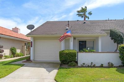 Carlsbad Single Family Home For Sale: 823 Caminito Verde