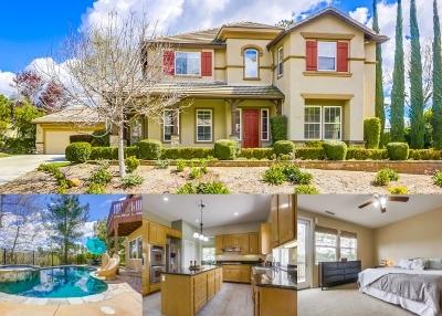 Fallbrook Single Family Home For Sale: 2210 Berwick Woods