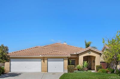 Oceanside Single Family Home For Sale: 3900 Baja Vista Dr
