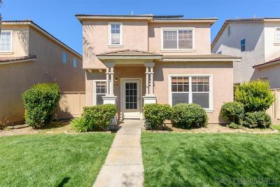 Chula Vista Single Family Home For Sale: 1525 Gold Run Rd