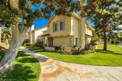 Encinitas Townhouse For Sale: 1752 Edgefield Lane