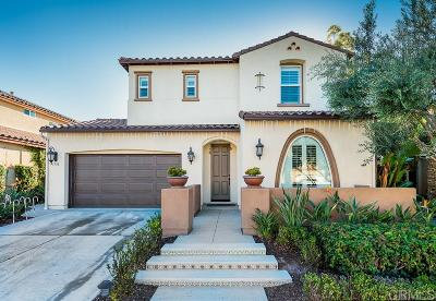 Otay Ranch Single Family Home For Sale: 1778 Webber