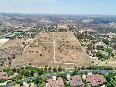 San Diego County Residential Lots & Land For Sale: 1 Artesian Rd #1-8