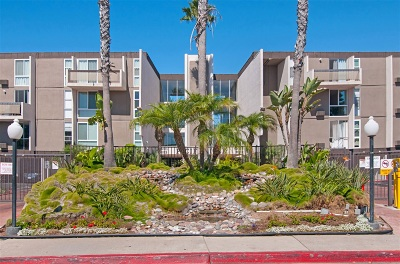 Point Loma Rental For Rent: 3050 Rue D'orleans #429
