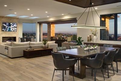 La Jolla CA Single Family Home For Sale: $4,500,000