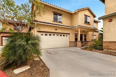 Single Family Home For Sale: 1058 Calle Las Palmas