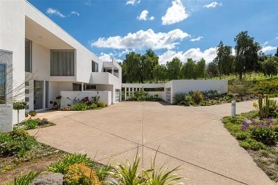 Single Family Home For Sale: 18486 Lago Vista