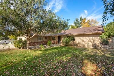 Fallbrook Single Family Home For Sale: 1862 Chapulin Ln