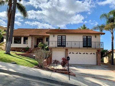 Vista CA Single Family Home For Sale: $749,900