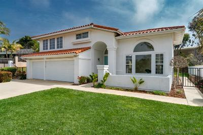Carlsbad Single Family Home For Sale: 4250 Clearview
