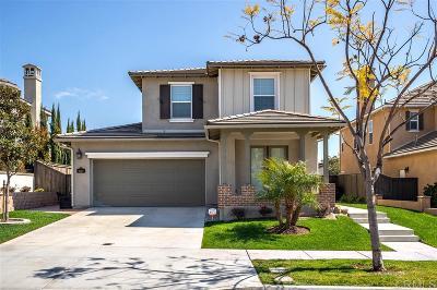 Chula Vista Single Family Home For Sale: 1847 Crossroads St