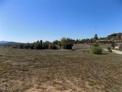 Escondido Residential Lots & Land For Sale: Birch Ave. #190/A