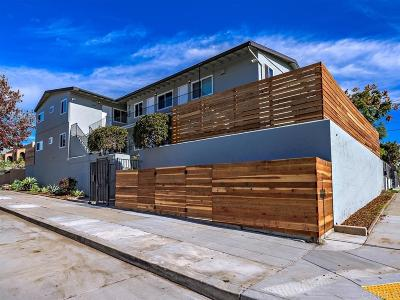 San Diego Multi Family 5+ For Sale: 835-847 27th St