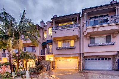 San Diego Single Family Home For Sale: 2072 San Diego Ave