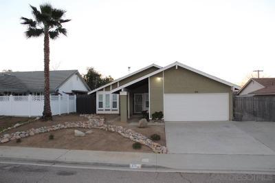 Single Family Home Pending: 814 Pebble Pl