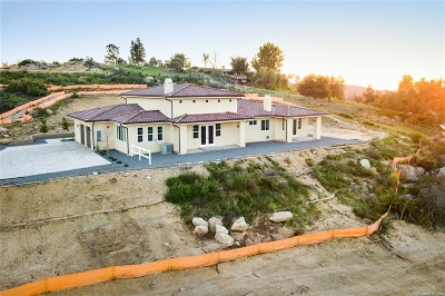Single Family Home For Sale: 30050 Stone Summit Dr