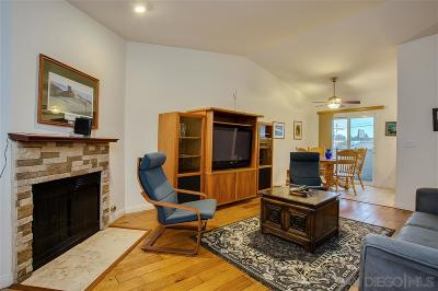 San Diego Attached For Sale: 4663 Iowa St #5