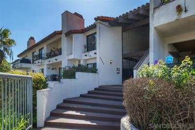 San Diego Attached For Sale: 2323 Adams Avenue #105