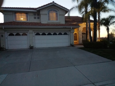 Riverside County Single Family Home For Sale: 31769 Poole