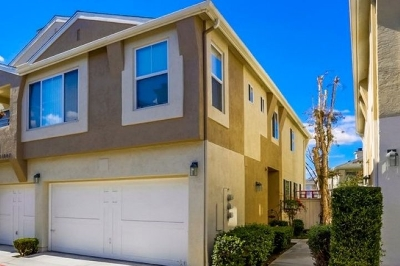 San Diego Townhouse For Sale: 11867 Spruce Run Dr #C