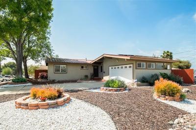 San Diego Single Family Home For Sale: 6490 Delbarton Street