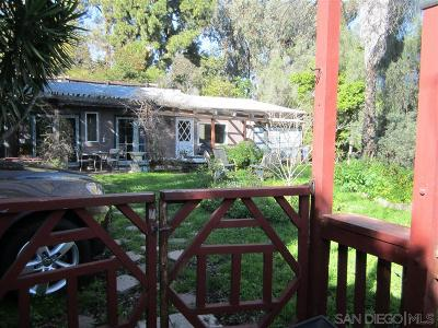 San Diego Multi Family 2-4 For Sale: 1218/1220 W. Thorn St.