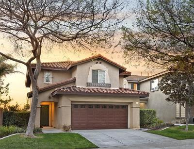 Vista Single Family Home For Sale: 1625 Magnolia Circle