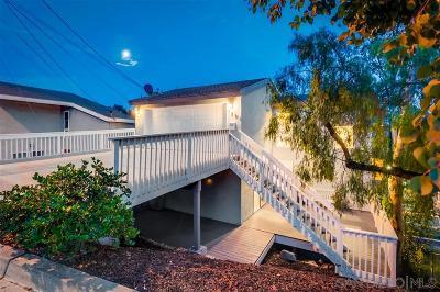 Single Family Home For Sale: 7881 Cimarron Ln
