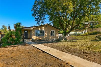 Single Family Home For Sale: 15652 Las Lomas Rd.