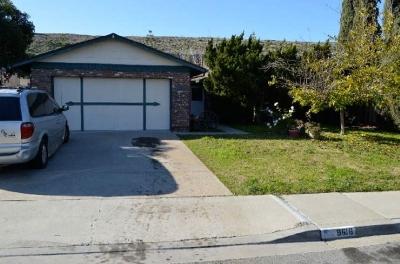 Santee Single Family Home For Sale: 9616 Medina Dr.