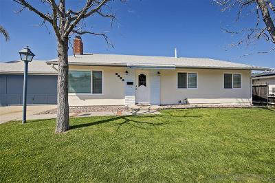 Single Family Home For Sale: 8625 Avenida Marco