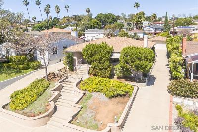 Pacific Beach, Pacific Beach Sail Bay, Pacific Beach, North Pacific Beach, Pacific Beach/Crown Point Single Family Home For Sale: 1930 Law St