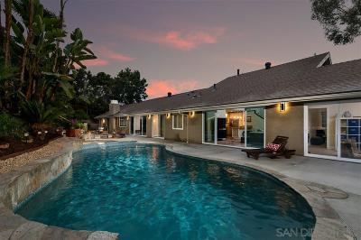 Single Family Home For Sale: 7826 Bellakaren Place