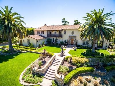 San Diego Single Family Home For Sale: 14216 Caminito Vistana