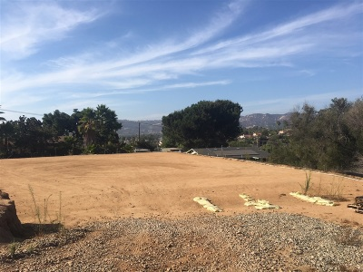 Escondido Residential Lots & Land For Sale: 1522 Calavo Dr #47
