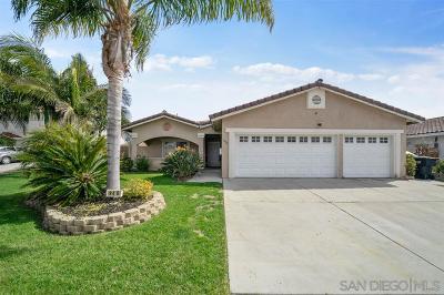 Chula Vista Single Family Home For Sale: 946 Cedar Ave
