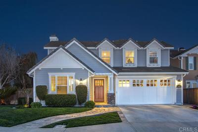 San Diego Single Family Home For Sale: 11493 Nantucket Pkwy