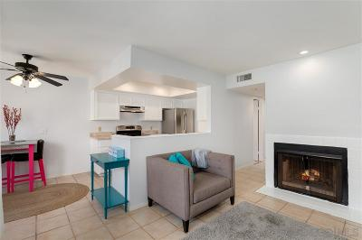 San Diego Attached For Sale: 4184 33rd St #11