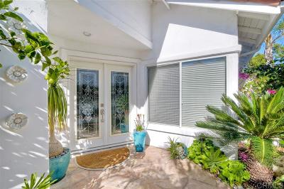 Oceanside Single Family Home For Sale: 4610 Cyrus Way