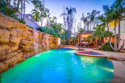 Chula Vista Single Family Home For Sale: 2637 Coyote Ridge Terrace