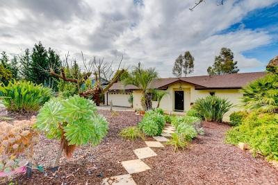 Vista Single Family Home For Sale: 2433 Sunflower Ter