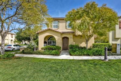 Carlsbad CA Single Family Home For Sale: $735,000