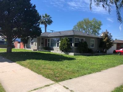 Chula Vista Single Family Home For Sale: 101 I Street