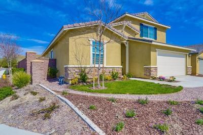 Riverside County Single Family Home For Sale: 29196 Black Oak